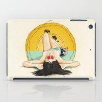 Miss Oklahoma iPad Case