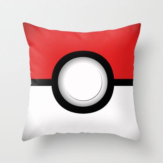 Gotta catch ém all Throw Pillow