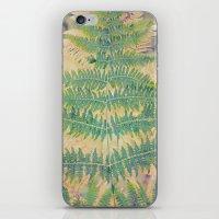 fern 018 iPhone & iPod Skin