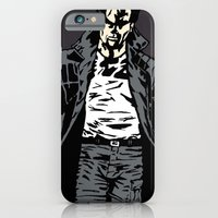 iPhone & iPod Case featuring Brooding by mataspey86
