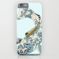 Koi japanese fish number two iPhone 6 Slim Case