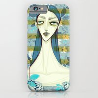 flowerella 2 iPhone 6 Slim Case