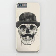Gentlemen never die iPhone 6s Slim Case