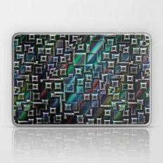 Abstract Stripes Geometry Laptop & iPad Skin