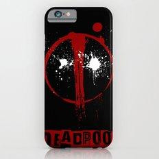 Deadpool. Slim Case iPhone 6s