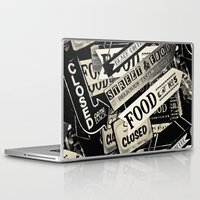 food Laptop & iPad Skins featuring FOOD by Vivian Fortunato