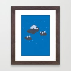 The Silent Night Framed Art Print