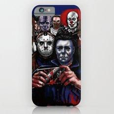 Horror Villains Selfie iPhone 6 Slim Case