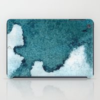 watercolor1 iPad Case
