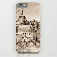 iPhone & iPod Case featuring Castle by Marianna Tankelevich