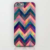 Painted Chevron iPhone 6 Slim Case