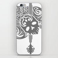 Pirate Skull iPhone & iPod Skin