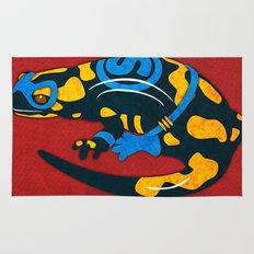 Salamander Rug