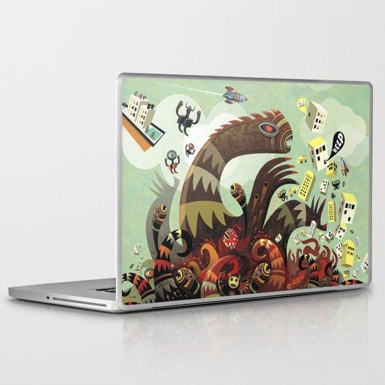 Tsuna me  Laptop & iPad Skin