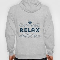 Relax grey Hoody