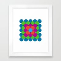 Stress Framed Art Print