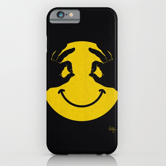 Make You Smile iPhone & iPod Case