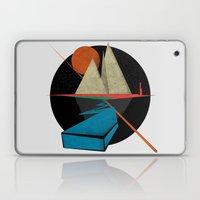 Mountain & Stars Laptop & iPad Skin