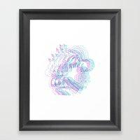 Dreams In Color  Framed Art Print