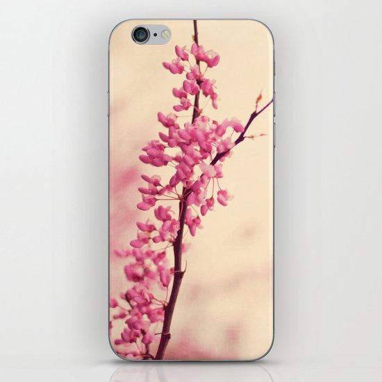 blossom love iPhone & iPod Skin