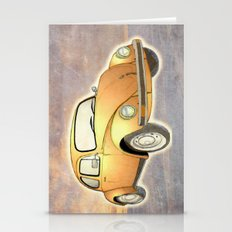 The Beetle. Stationery Cards