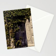 Exit does not Exist Stationery Cards