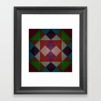 Triciqua Framed Art Print