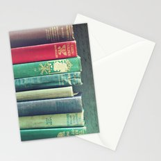 the right of way Stationery Cards