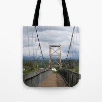 Across the Bridge and Beyond Tote Bag