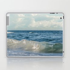 Summertime Blues Laptop & iPad Skin