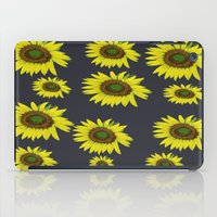 Sunflowers iPad Case