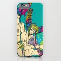 iPhone & iPod Case featuring Bring It On by Morbid Illusion