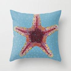 Sea Star 2 Throw Pillow