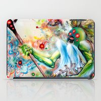 Architect of Prehysterical Myth iPad Case