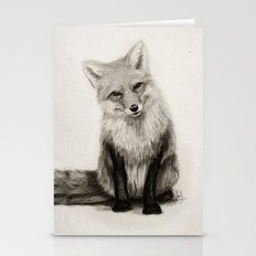 Fox Say What?! Stationery Cards