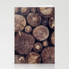The Wood Holds Many Spirits // You Can Ask Them Now Edit Stationery Cards