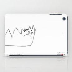 [angry caterpillar] - nadya 3 yr iPad Case