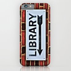 Library Slim Case iPhone 6s