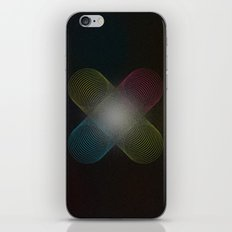 GEOMETRIQUE 006 iPhone & iPod Skin