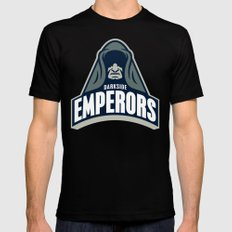 DarkSide Emperors -Blue SMALL Black Mens Fitted Tee
