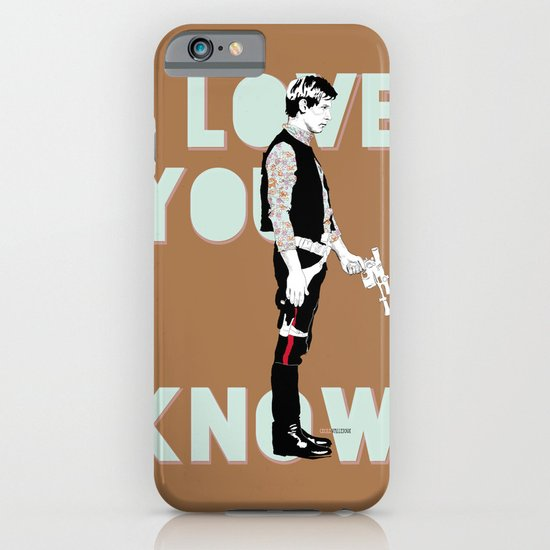 I know iPhone & iPod Case