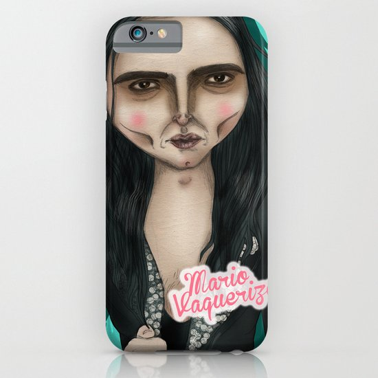 Mario Vaquerizo iPhone & iPod Case