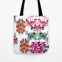 another flower Tote Bag
