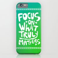 What truly matters iPhone 6 Slim Case