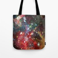 this is where we live Tote Bag