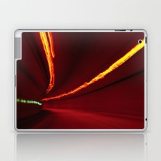 Traffic at warp speed IV Laptop & iPad Skin