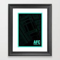 Highbury - It's Arsenal … Framed Art Print