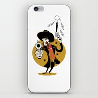 Dumb Cowboy iPhone & iPod Skin