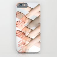 Arms On Arms iPhone 6 Slim Case