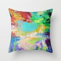 IN DREAMS - Gorgeous Bol… Throw Pillow